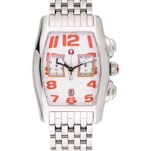😍 Beautiful Michele Watch! Very Rare! Like New